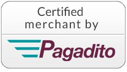 Certified Pagadito Merchant